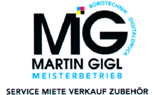 MG-Bürotechnik Martin Gigl