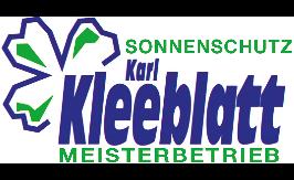 Kleeblatt Karl Sonnenschutz