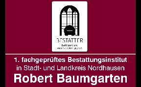 Bild zu Bestattungshaus Baumgarten in Nordhausen in Thüringen