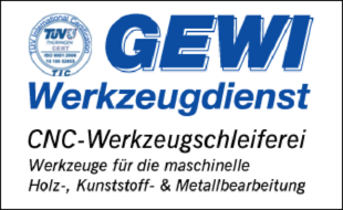 Logo von GEWI Werkzeugdienst GmbH