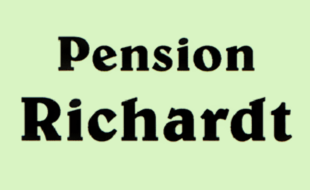 Logo von Pension Richardt