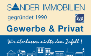 Bild zu Gewerbe & Privat Immobilien, Sander KG, e.K. in Erfurt