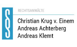 Bild zu Krug v. Einem, Achterberg & Klemt in Mühlhausen in Thüringen