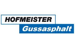 Logo von Hofmeister Gussasphalt GmbH & Co.KG