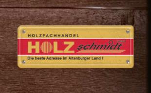 Logo von Holzfachhandel Schmidt
