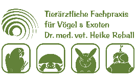 Bild zu Reball Heike Dr.med.vet. Fachtierärztin für Geflügel, Wild-, Zier- und Zoovögel in Unterhaching