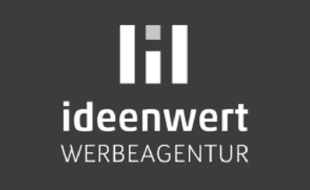 Logo von ideenwert Werbeagentur