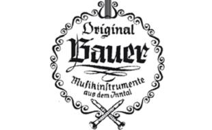 Bauer - Musikinstrumente