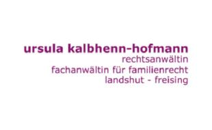 Kalbhenn-Hofmann Ursula