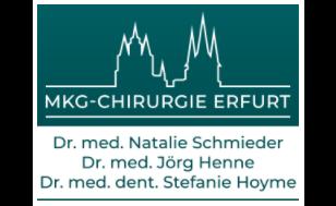 Bild zu MKG - Chirurgie Erfurt Dr.med. Natalie Schmieder in Erfurt