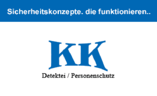 Logo von KK Detektei