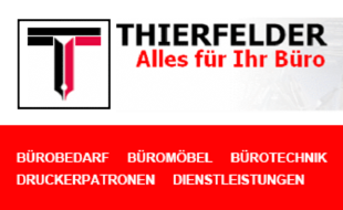 Logo von Alles für Ihr Büro - Thierfelder