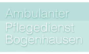 AMBULANTER PFLEGEDIENST BOGENHAUSEN