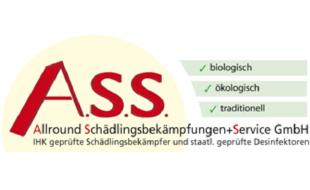Logo von A.S.S. Allround Schädlingsbekämpfungen & Service GmbH