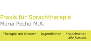 Praxis für Sprachtherapie Pecho Maria M.A.