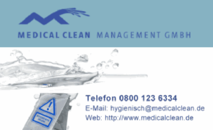 Medical Clean Management GmbH
