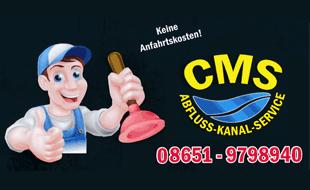 CMS Abfluss- & Rohrreinigung
