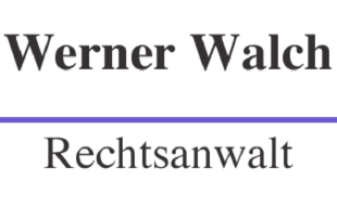 Anwaltskanzlei Werner Walch