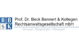 Prof.Dr. Beck, Bennert & Kollegen Rechtsanwaltsgesellschaft mbH