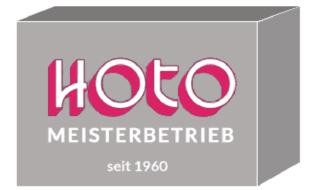 Logo von Hoto Schuhreparatur - Schlüsseldienst