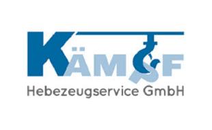 Logo von Kämpf Hebezeugservice GmbH
