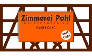 Logo von Pohl Zimmerei GmbH & Co. KG