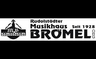 Bild zu Musikhaus Brömel in Rudolstadt