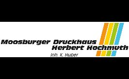 Logo von Moosburger Druckhaus