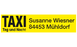 Taxi Susi Wiesner