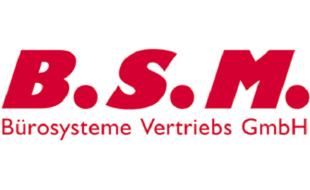 Logo von B.S.M. Bürosysteme Vertriebs GmbH