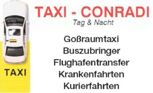 Bild zu Taxi-Conradi in Thieschitz Stadt Gera