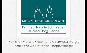 Bild zu Henne, Jörg Dr. med. Arzt für Mund-, Kiefer- u. Gesichtschirurgie in Erfurt