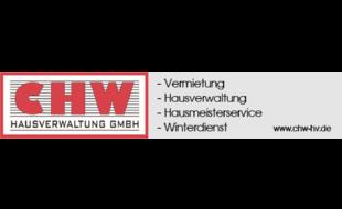 Bild zu CHW Hausverwaltung GmbH in Saalfeld an der Saale