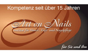 Logo von Art on Nails