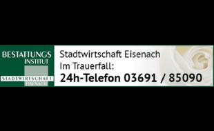 Logo von Bestattungsinstitut der Stadtwirtschaft Eisenach GmbH