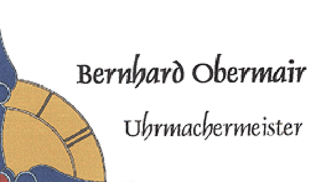 Obermair Bernhard Uhrmachermeister
