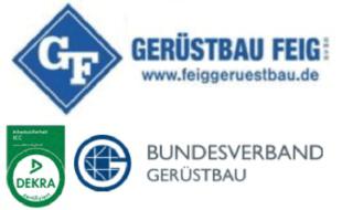 Logo von Gerüstbau Feig GmbH