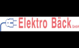 Logo von Elektro Bäck GmbH
