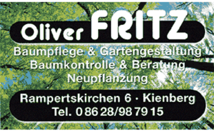 Baumpflege Oliver Fritz
