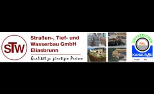 Logo von STW Straßen-, Tief- u. Wasserbau GmbH