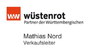 Logo von Wüstenrot Bausparkasse AG, Beratungsstelle Nord, Mathias