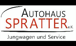 Logo von Autohaus Spratter e.K.