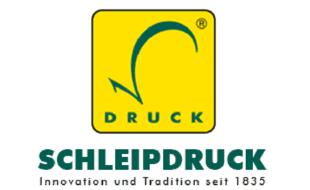 Logo von Schleipdruck GmbH
