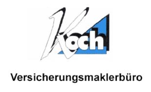 Logo von Versicherungsmaklerbüro Koch