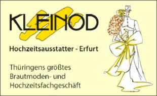 Logo von Ball-, Braut- und Hochzeitsmodenfachgeschäft Kleinod
