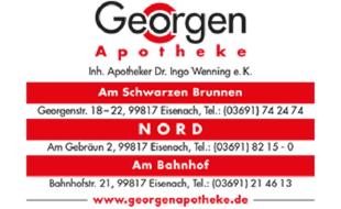 Logo von Georgen - Apotheke