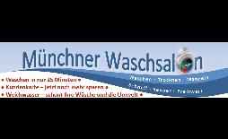 Logo von Waschomat Wäscherei GmbH Waschsalon und Wäscherei München