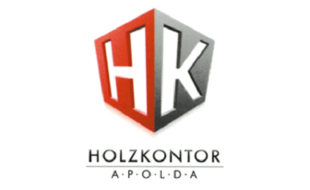 Logo von Holzkontor Apolda