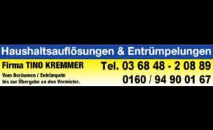 Dienstleistungen & Service Tino Kremmer