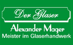 Der Glaser Alexander Mager